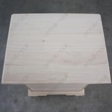Top in legno massello