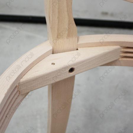 Angolare di rinforzo in legno