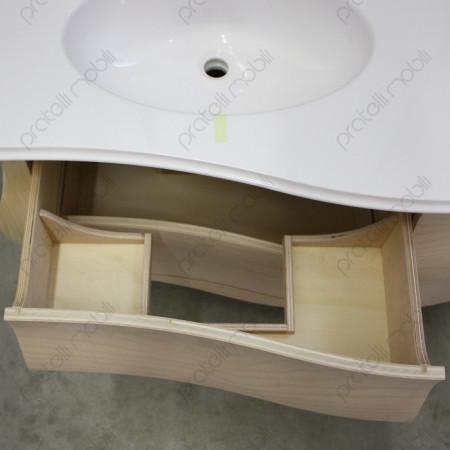 Cassetto superiore porta oggetti