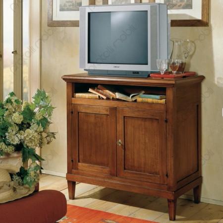 Porta TV Grezzo Esempio Verniciatura