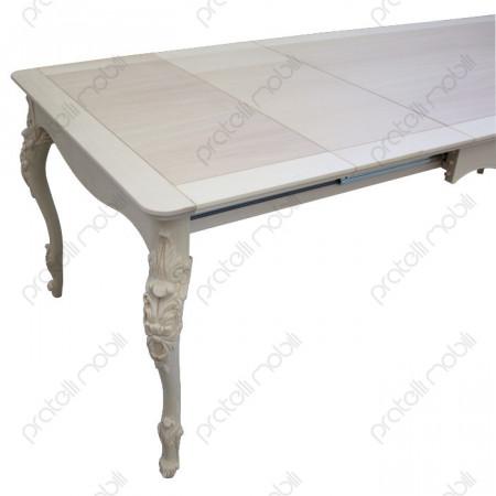 Tavolo Barocco Allungabile