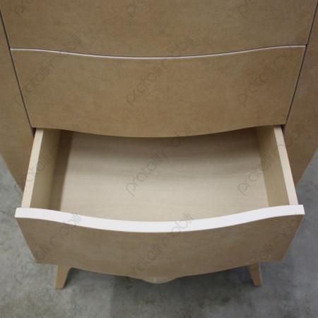 Vista interno Cassetto