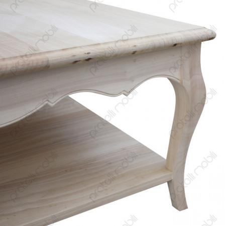 Tavolino Grezzo da Soggiorno Nizza