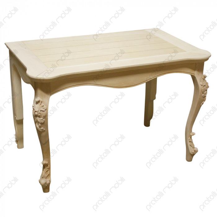 Tavolino Barocco Grezzo Porta Valigie