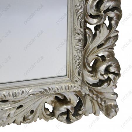 Specchiera Barocco Intagliata