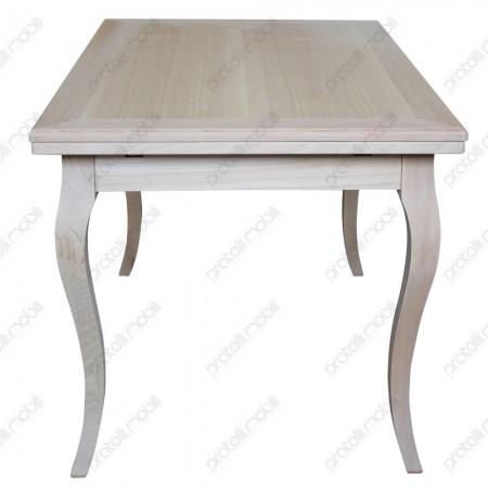 Tavolo in Legno Grezzo da Verniciare