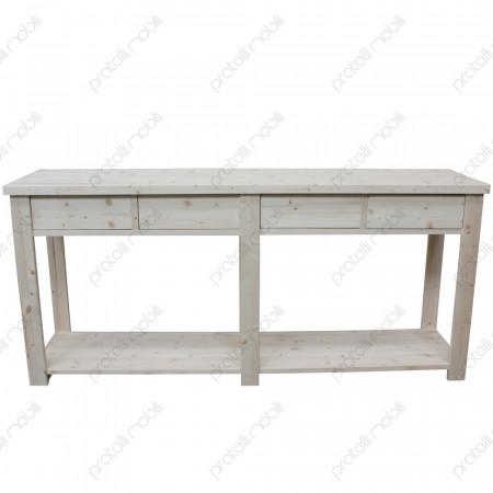 Bancone tavolo grezzo da buffet