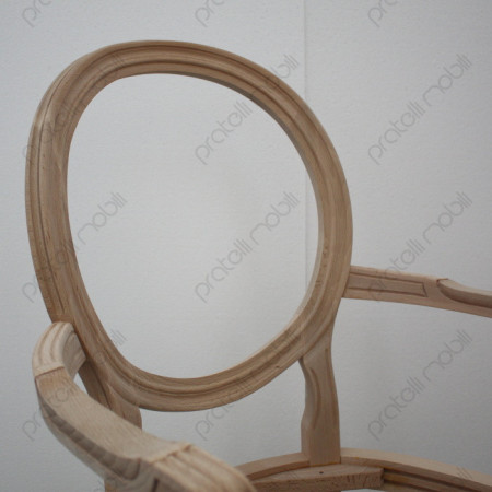 Schienale Ovale