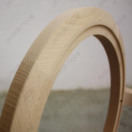 Schienale di Forma Ovale